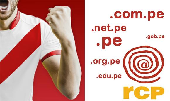 rcp red cientifica peruana registro de dominios