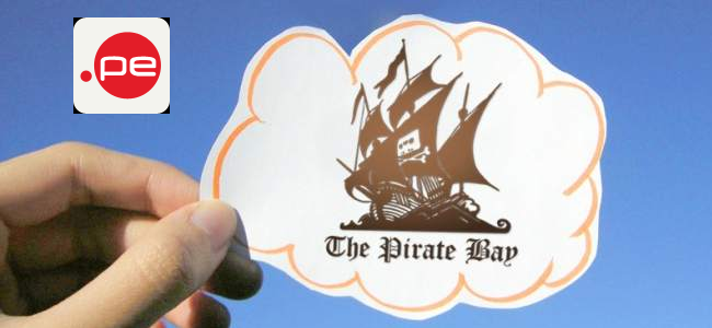 the pirate bay dominio .pe