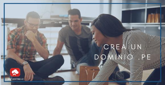 creando dominio en equipo